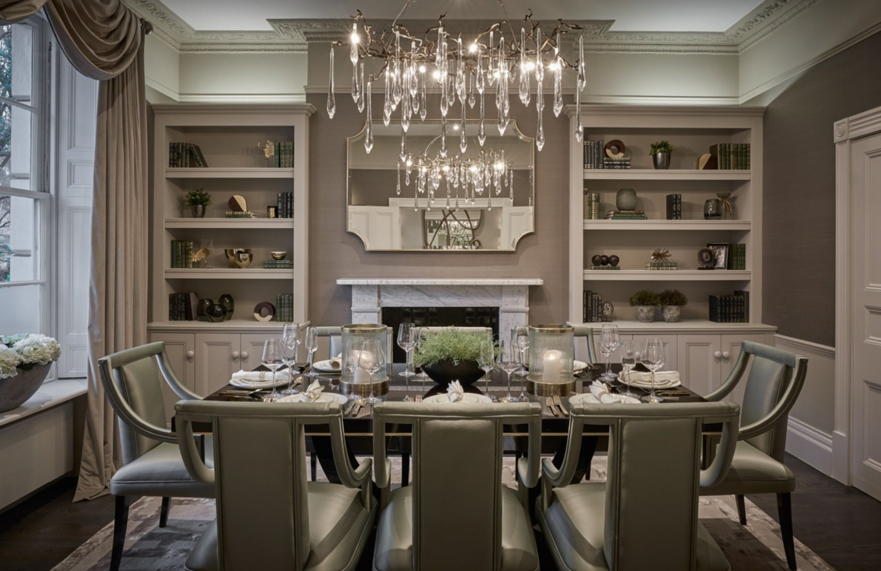 Formal vs Casual Dining Rooms  Dining Room Ideas  LuxDeco - Dining Room Update Ideas