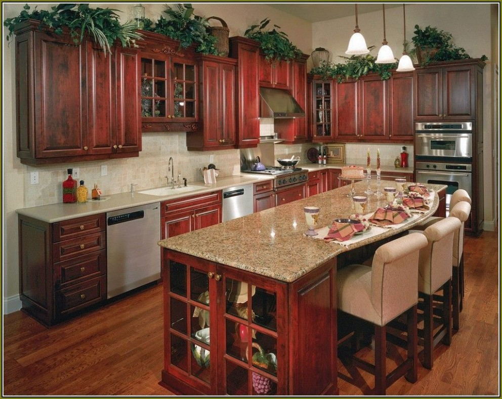 Fresh Lowes Kitchen Cabinets Cherry – The Most Elegant as well as  - Lowes Cherry Wood Kitchen Cabinets