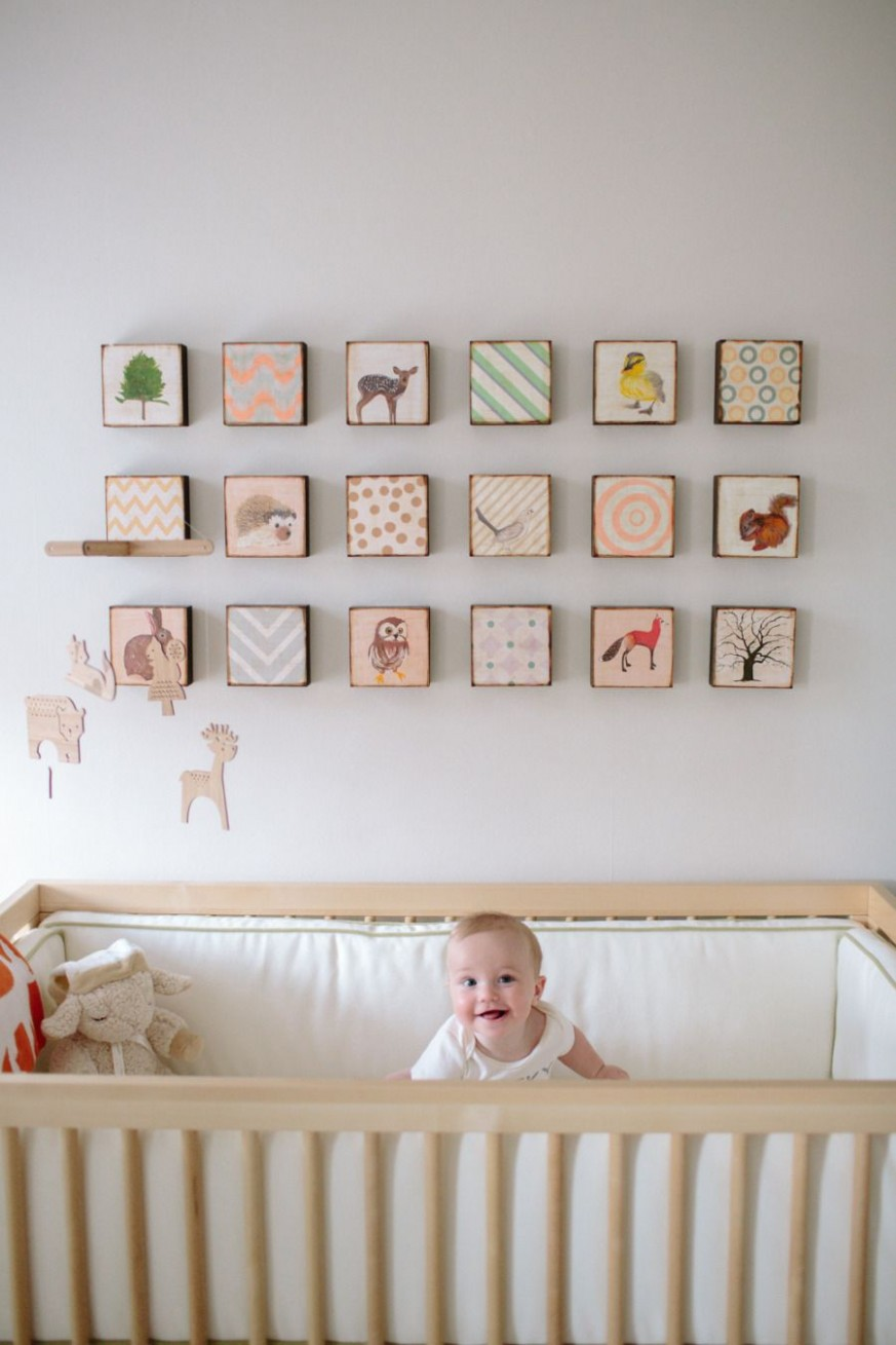 Gallery & Inspiration  Picture - 12  Nursery wall decor boy  - Wall Decor Ideas Baby Room