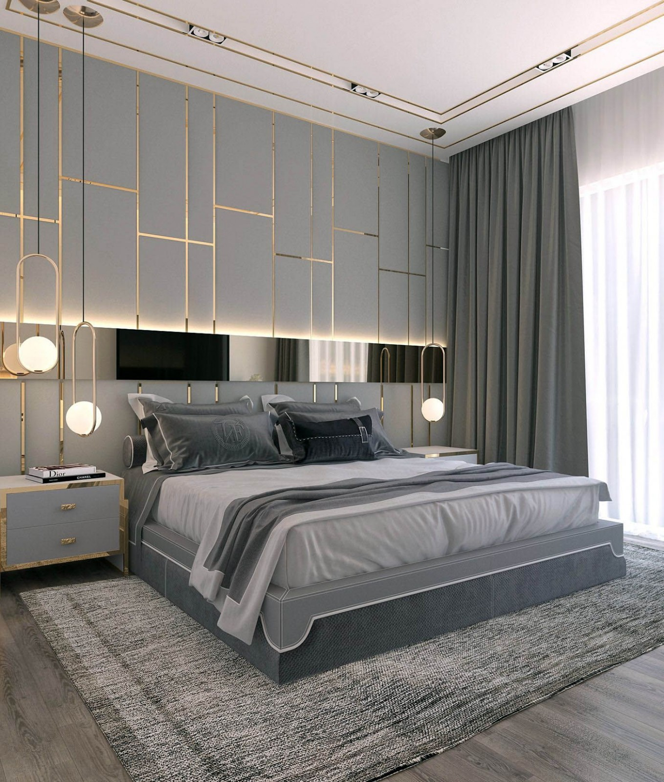 Good master bedroom ideas and colors made easy  Simple bedroom  - Bedroom Ideas Design