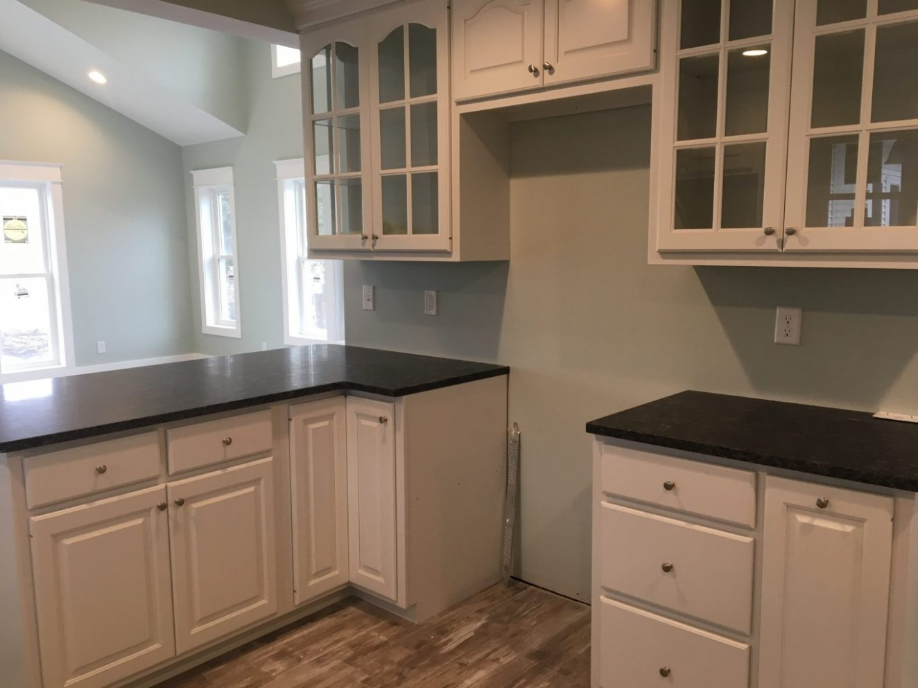 Grand Rapids Kitchen Remodeling  Amber Valley Construction - Kitchen Cabinets Grand Haven Mi