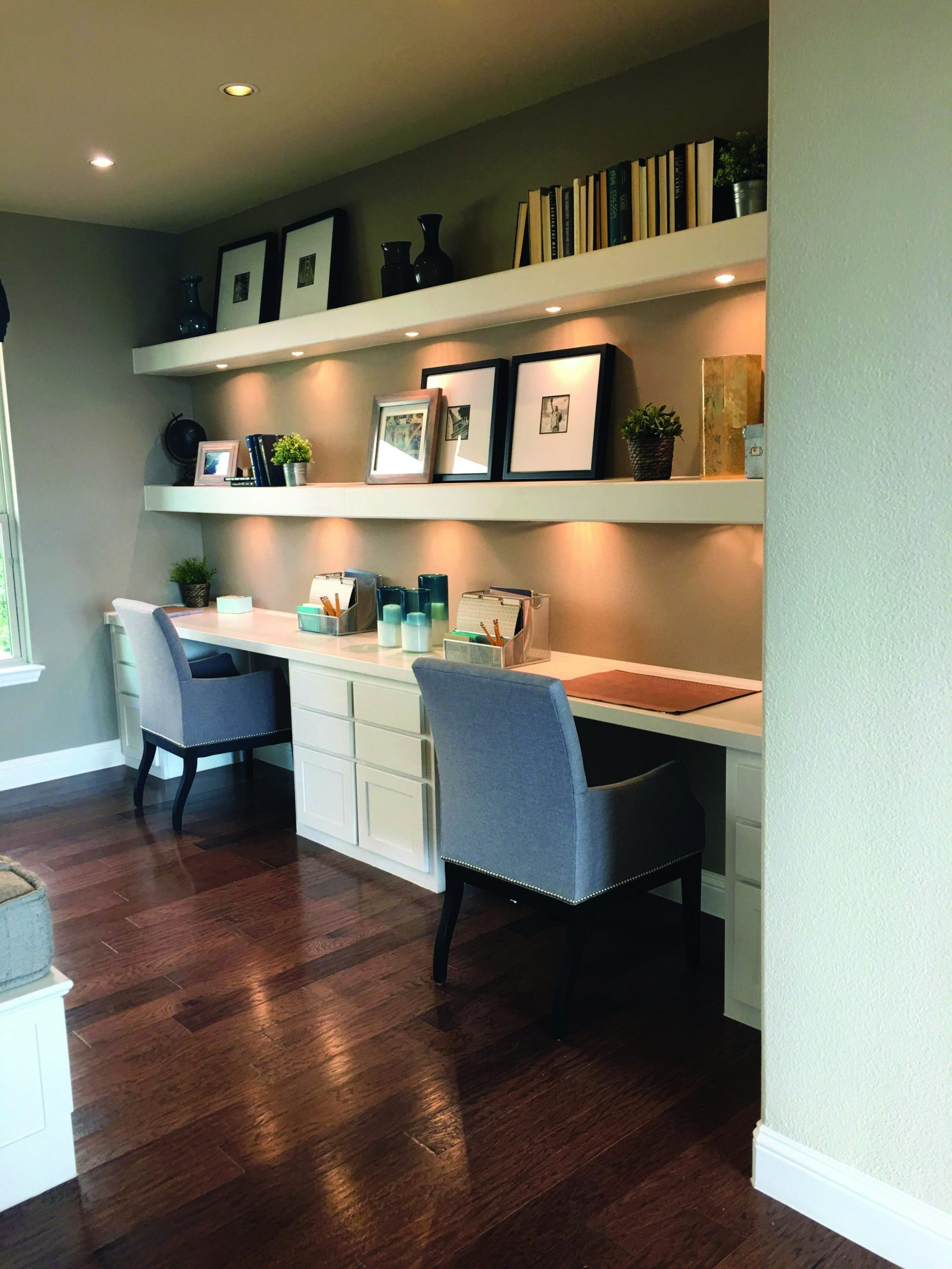 Great home office lighting solutions just on shopy home design  - Home Office Lighting Ideas