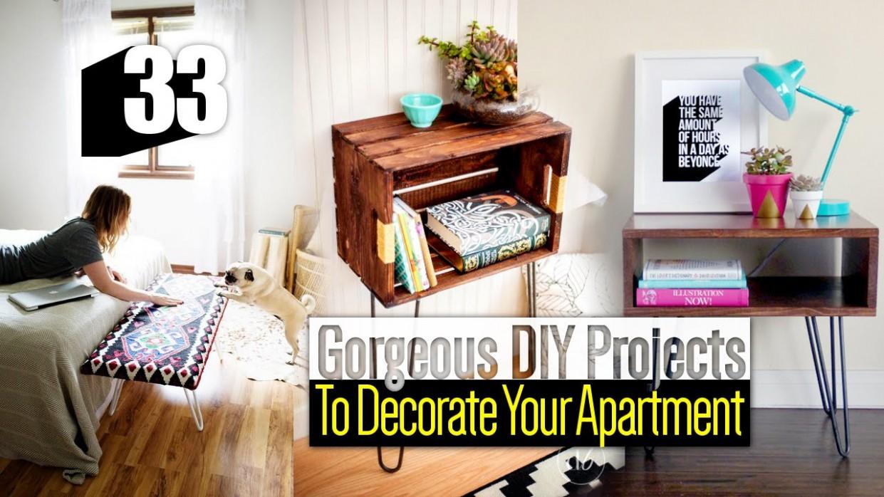 Great Image of Diy Apartment Decor Ideas - decorpass