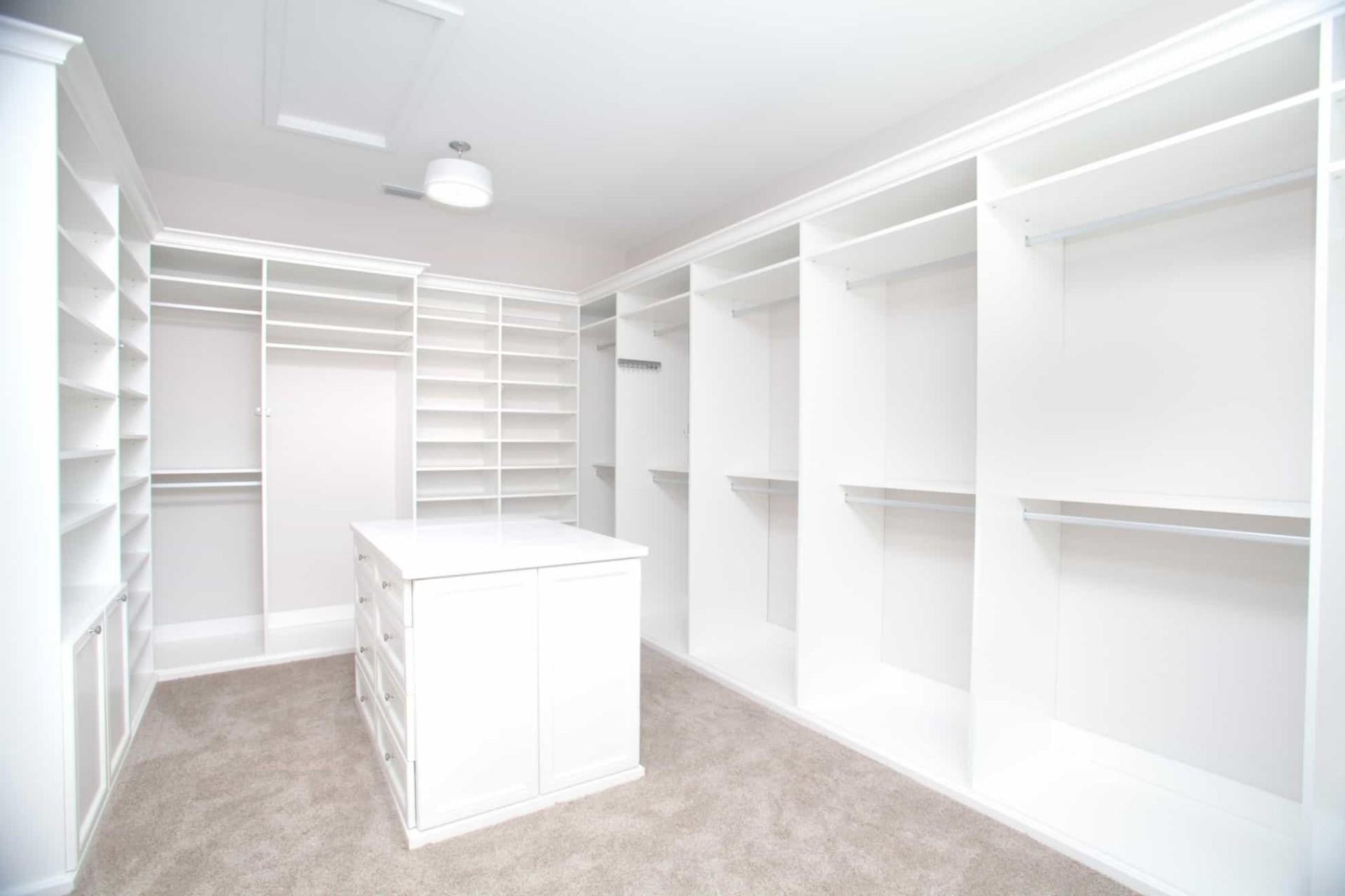 Great Master Bedroom Closet Ideas - Devonshire Custom Homes - Closet Ideas For Master Bedroom