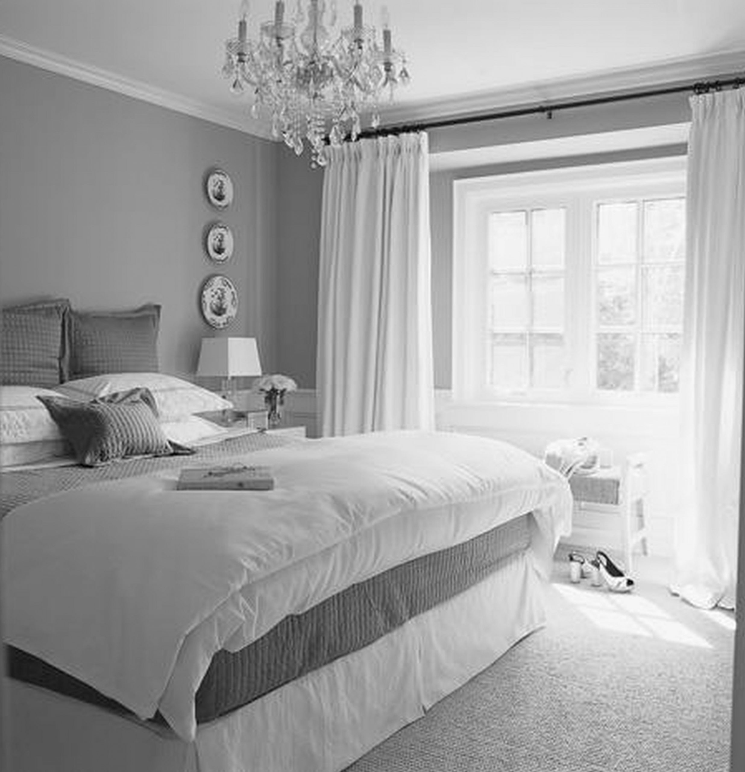 Grey and white bedroom ideas is one of the best idea for you to  - Bedroom Ideas With Grey Walls