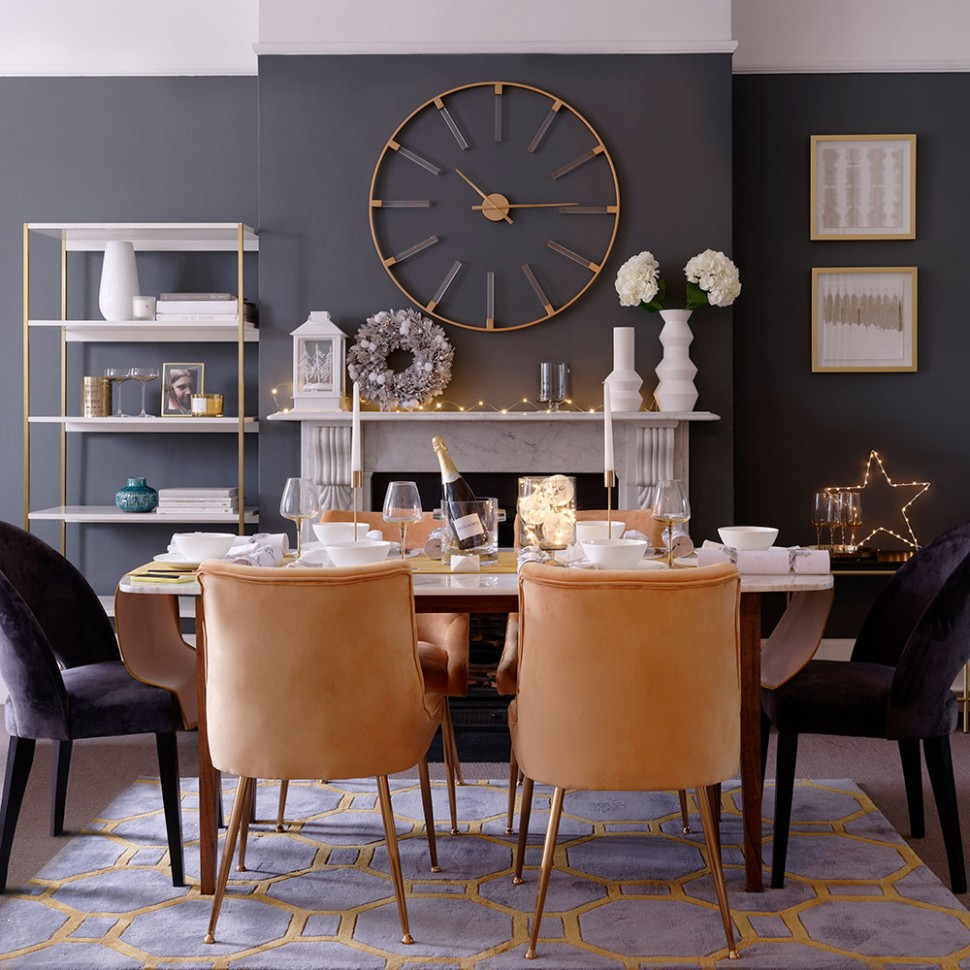 Grey dining room ideas – Grey dining room chairs – Grey dining room - Dining Room Ideas Gray