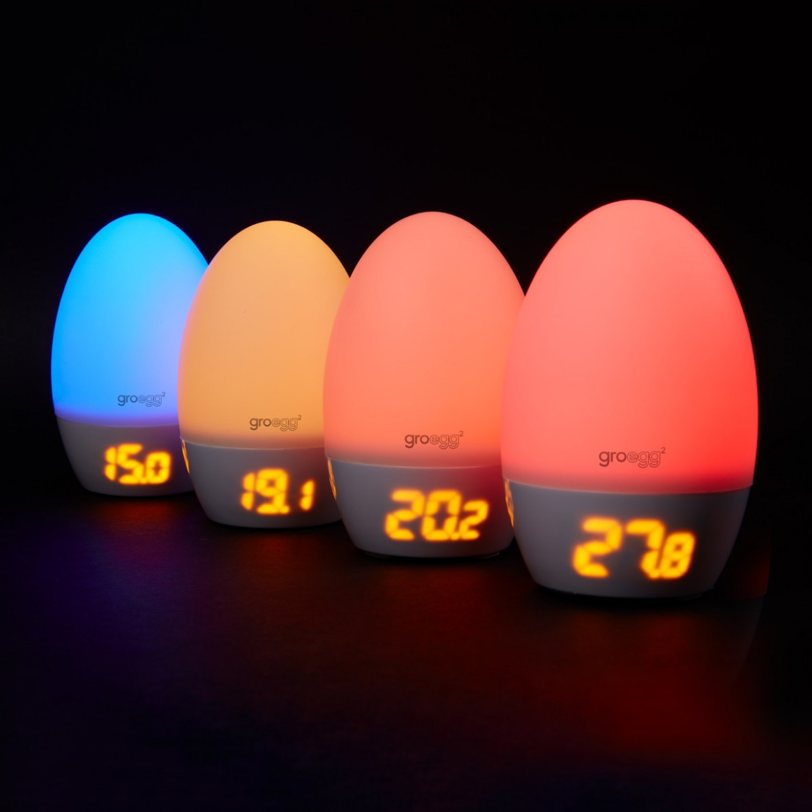 Groegg - The Gro Company - Baby Room Temperature Egg