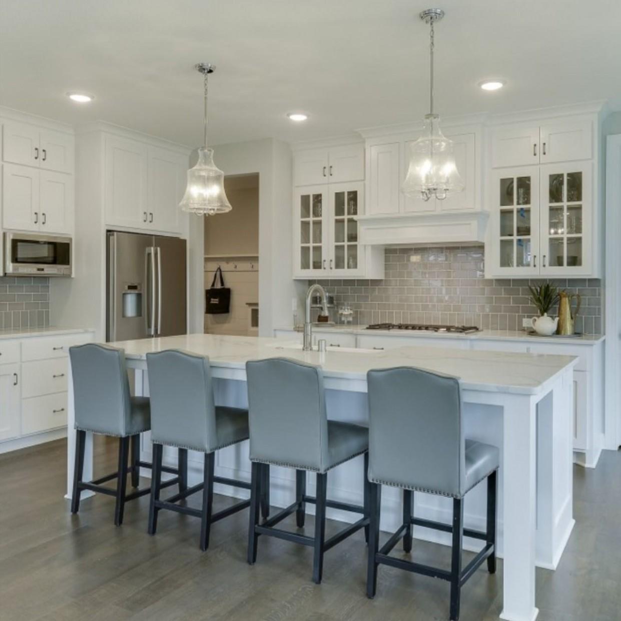 Hanson Builders - Crestwood Kitchen in 11  Kitchen remodel  - Hanson Kitchen Cabinets