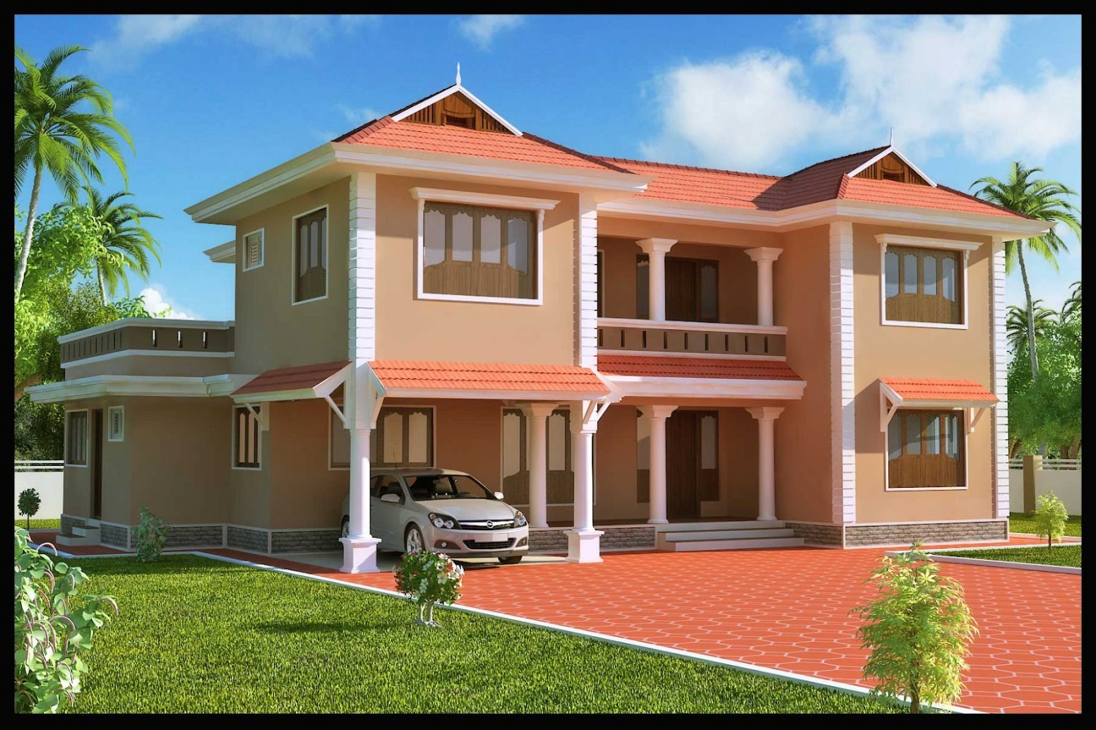 Happy Designs Of A House Best Gallery Design Ideas Patterns New  - Apartment Design Outside