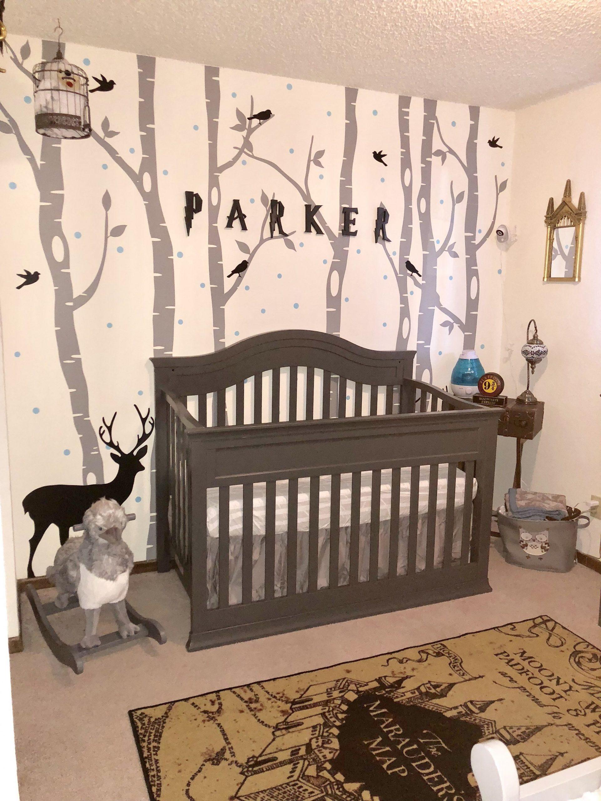 Harry Potter nursery theme  Harry potter baby nursery, Harry  - Baby Room Harry Potter
