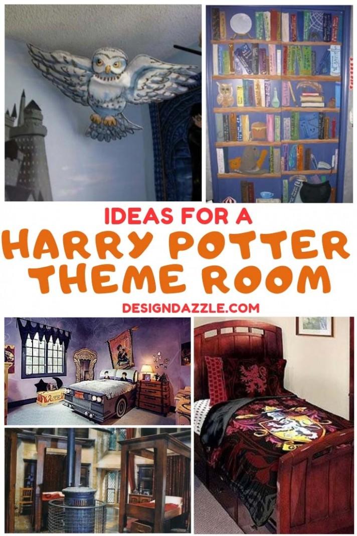 Harry Potter Themed Bedroom Ideas - Bedroom Ideas Harry Potter