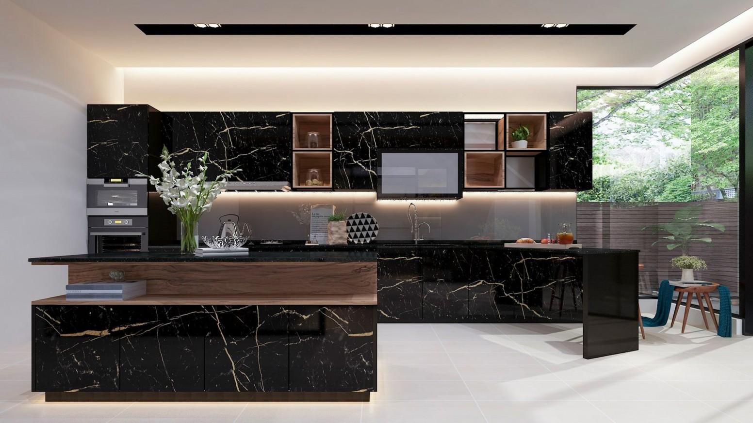 Himmel Kitchen Cabinets - Ampquartz - Kitchen Cabinet Specialist Singapore