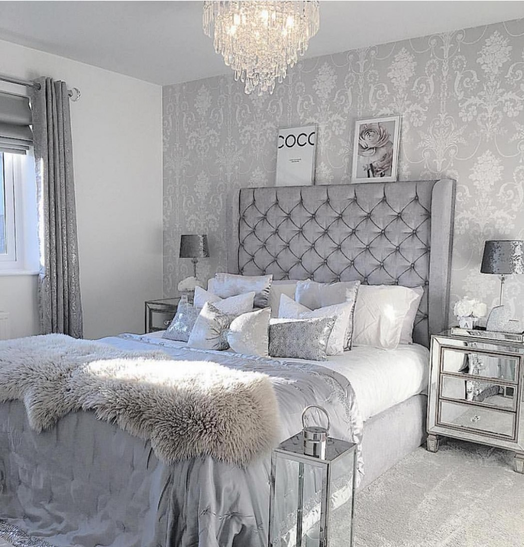 "Home Decor Inspiration on Instagram: ""How Beautiful is this  - Bedroom Ideas On Instagram"