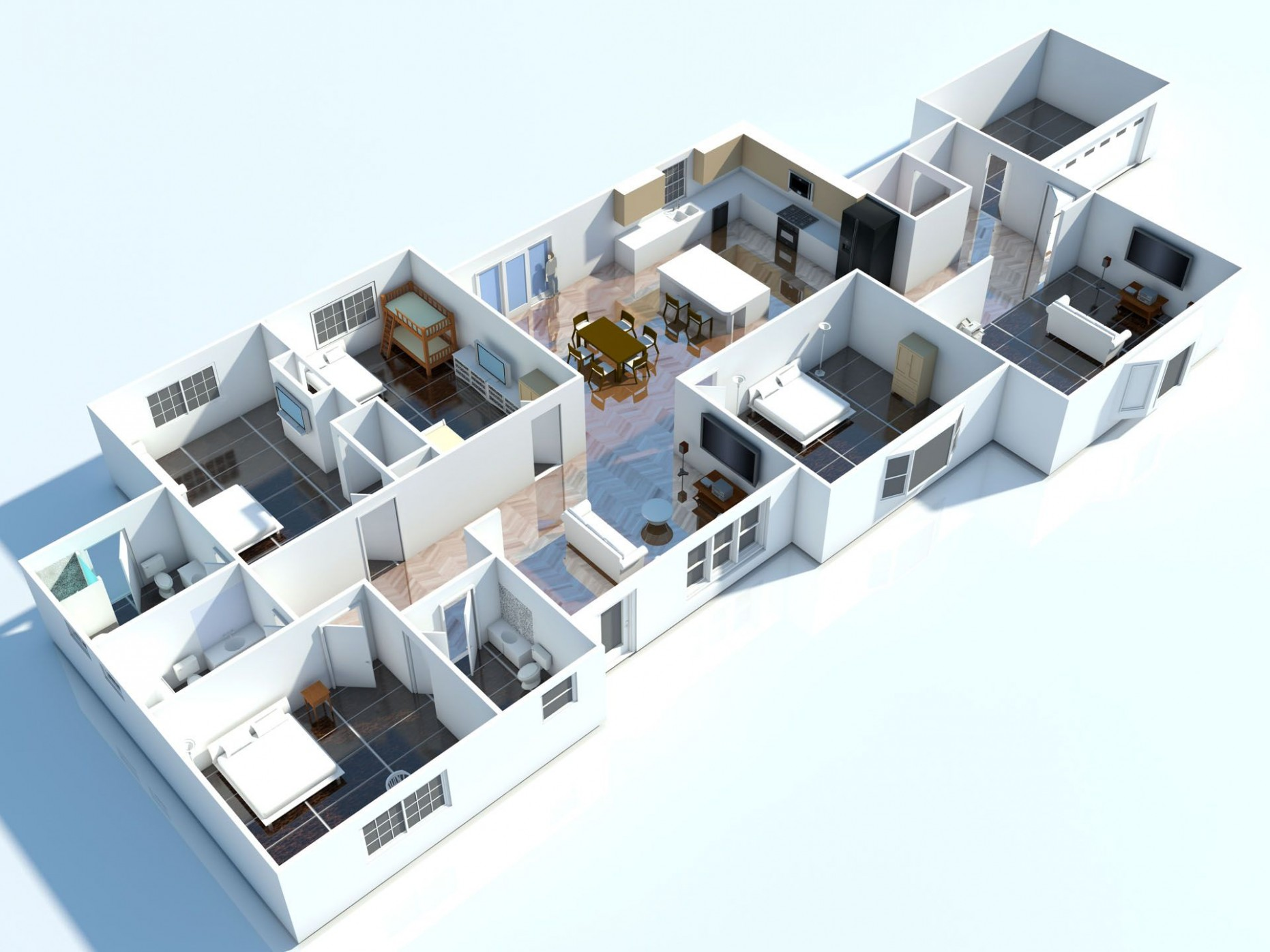 Home Designing Software  Home design software, Floor plan design  - Apartment Design Software