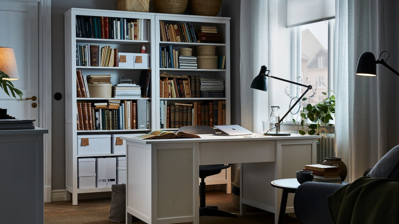 Home Office Design Ideas Gallery - IKEA CA - Home Office Ideas With Ikea Furniture