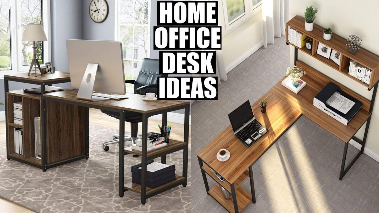 Home Office Desk Designs 10  Home Office Setup Ideas - Home Office Table Ideas