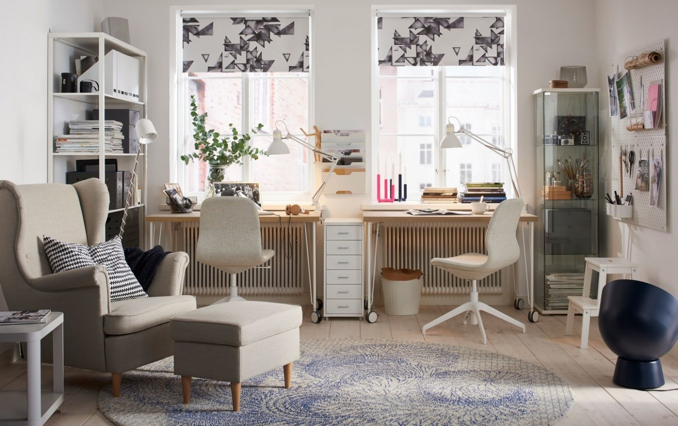 Home office gallery - IKEA - Home Office Ideas With Ikea Furniture