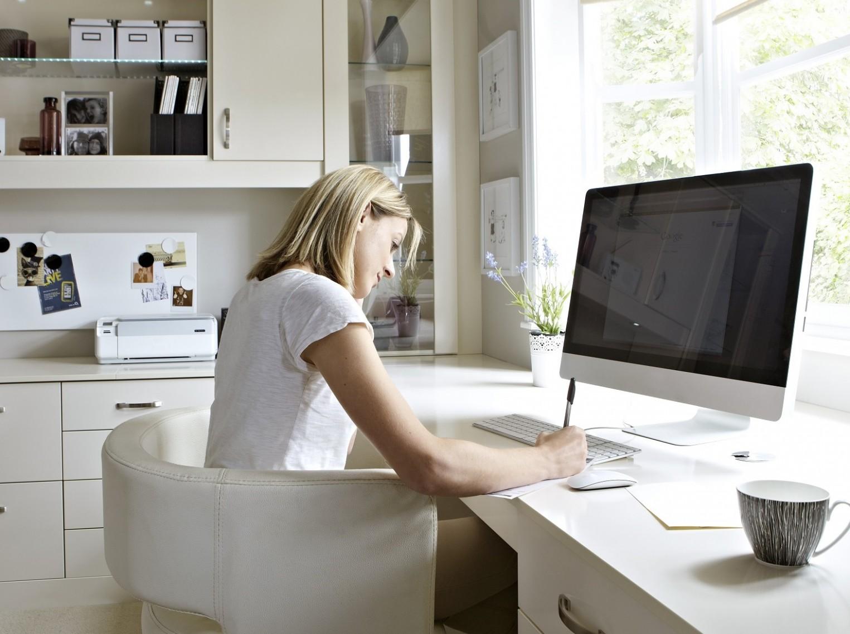 Home Office Ideas UK  Betta Living - Home Office Design Ideas Uk