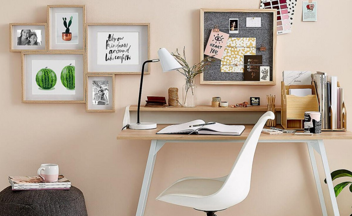 Home Office Kmart - Decoratorist - #12 - Home Office Ideas Kmart