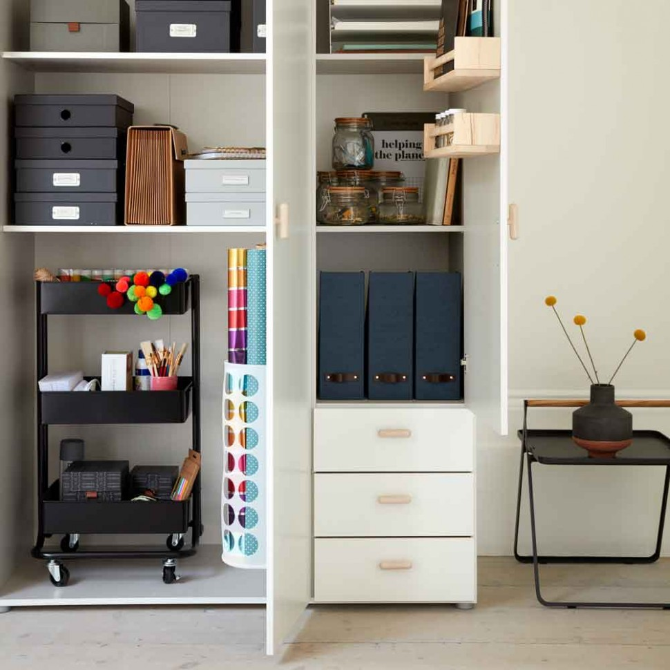 Home office storage ideas to help you keep on top of your work - Home Office Storage Ideas Uk