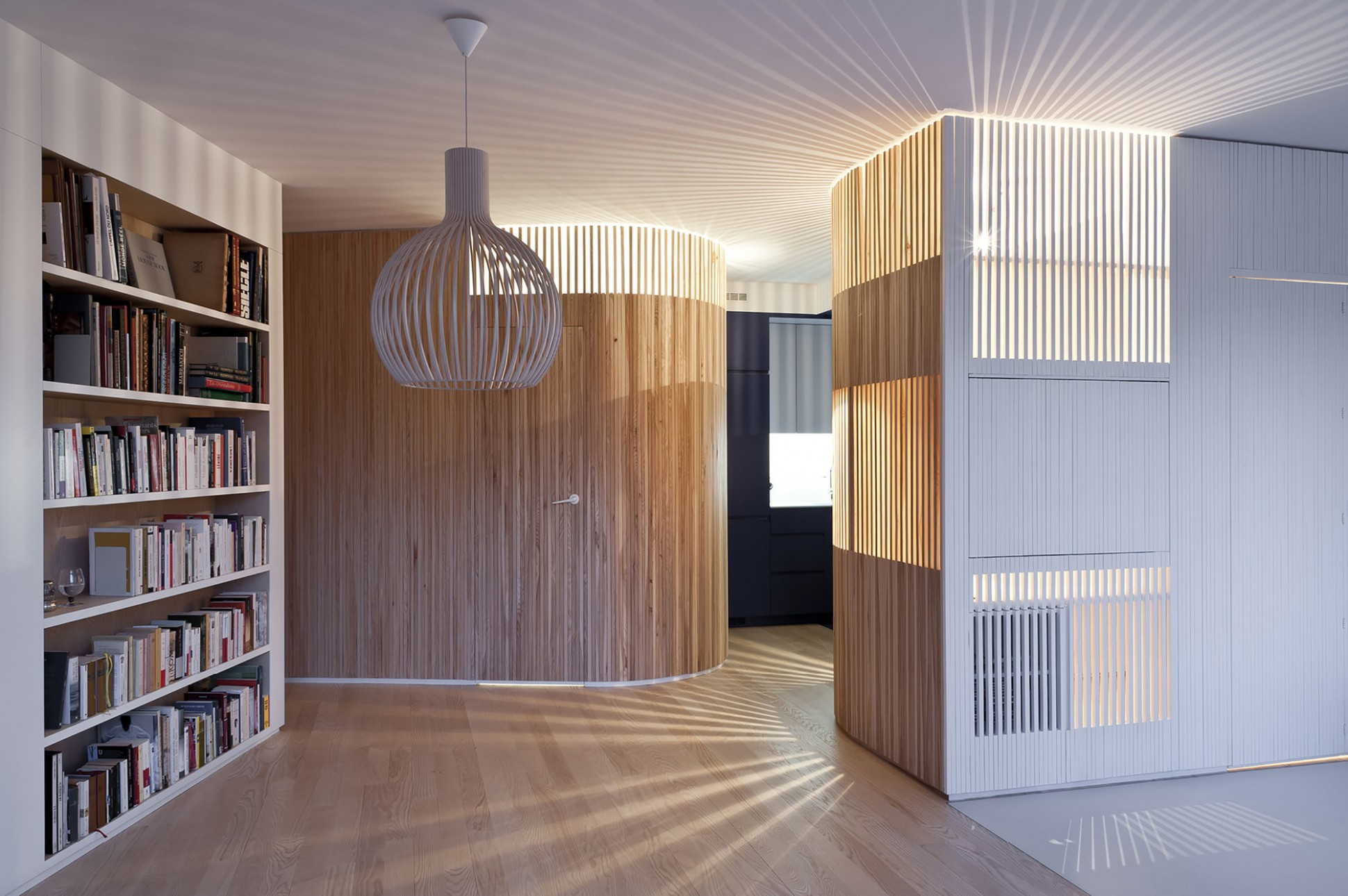Home Renovation / Julien Joly Architecture  ArchDaily - Apartment Design Archdaily