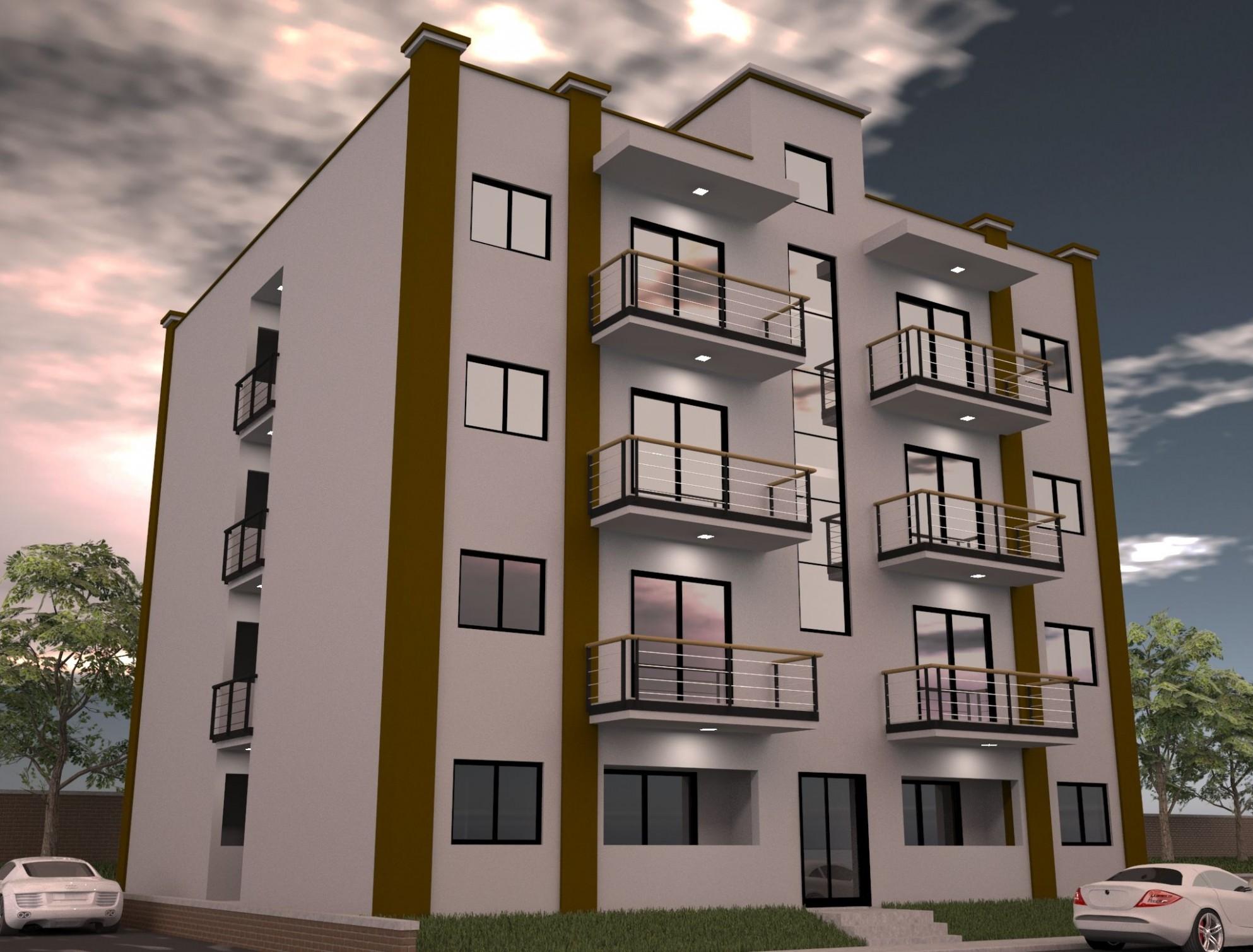 house-apartment-exterior-design-ideas-waplag-building_exterior  - Apartment Exterior Design Ideas