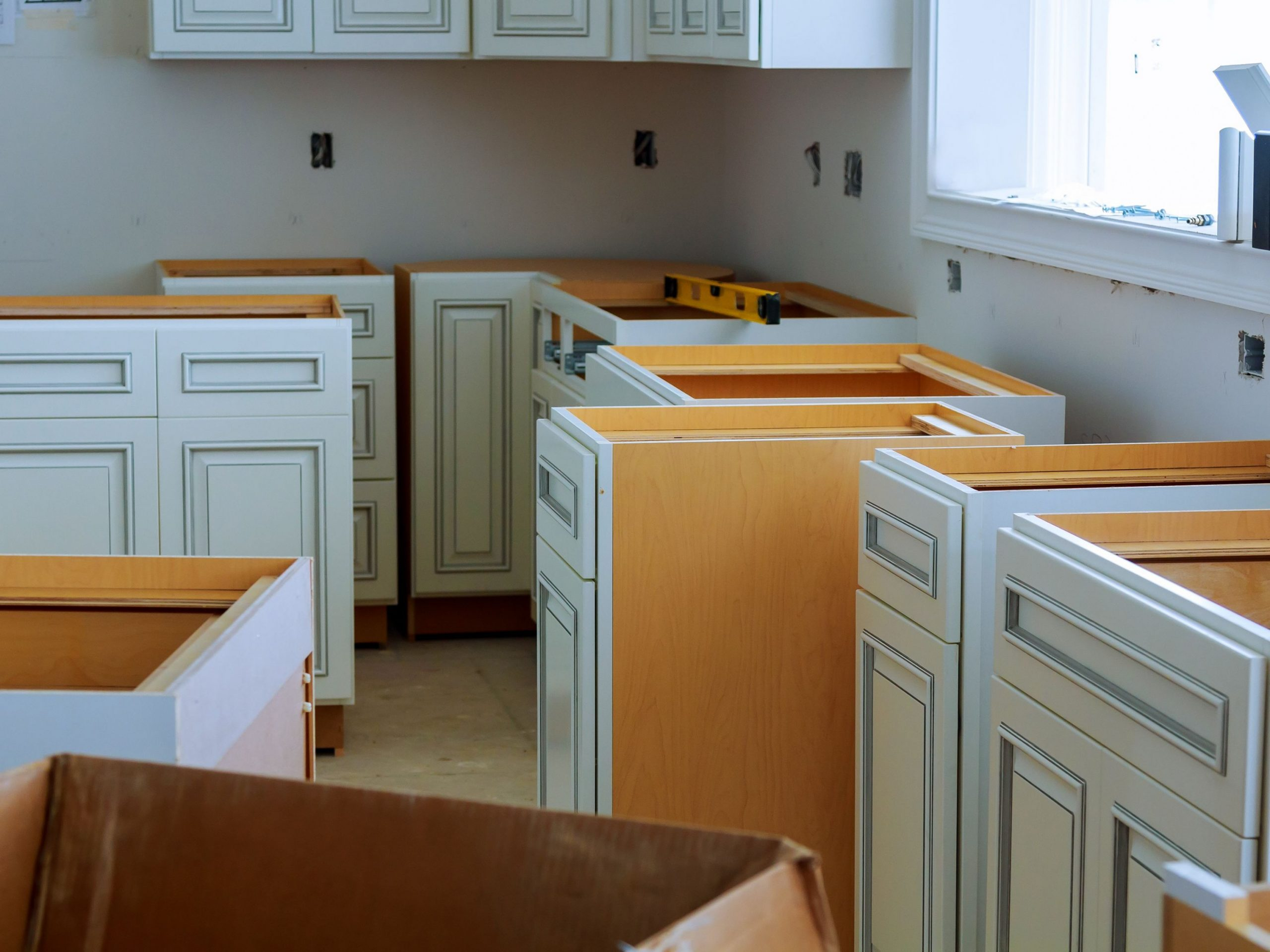 How to Beat the High Cost of Kitchen Cabinets - Cost Of Replacement Kitchen Cabinets