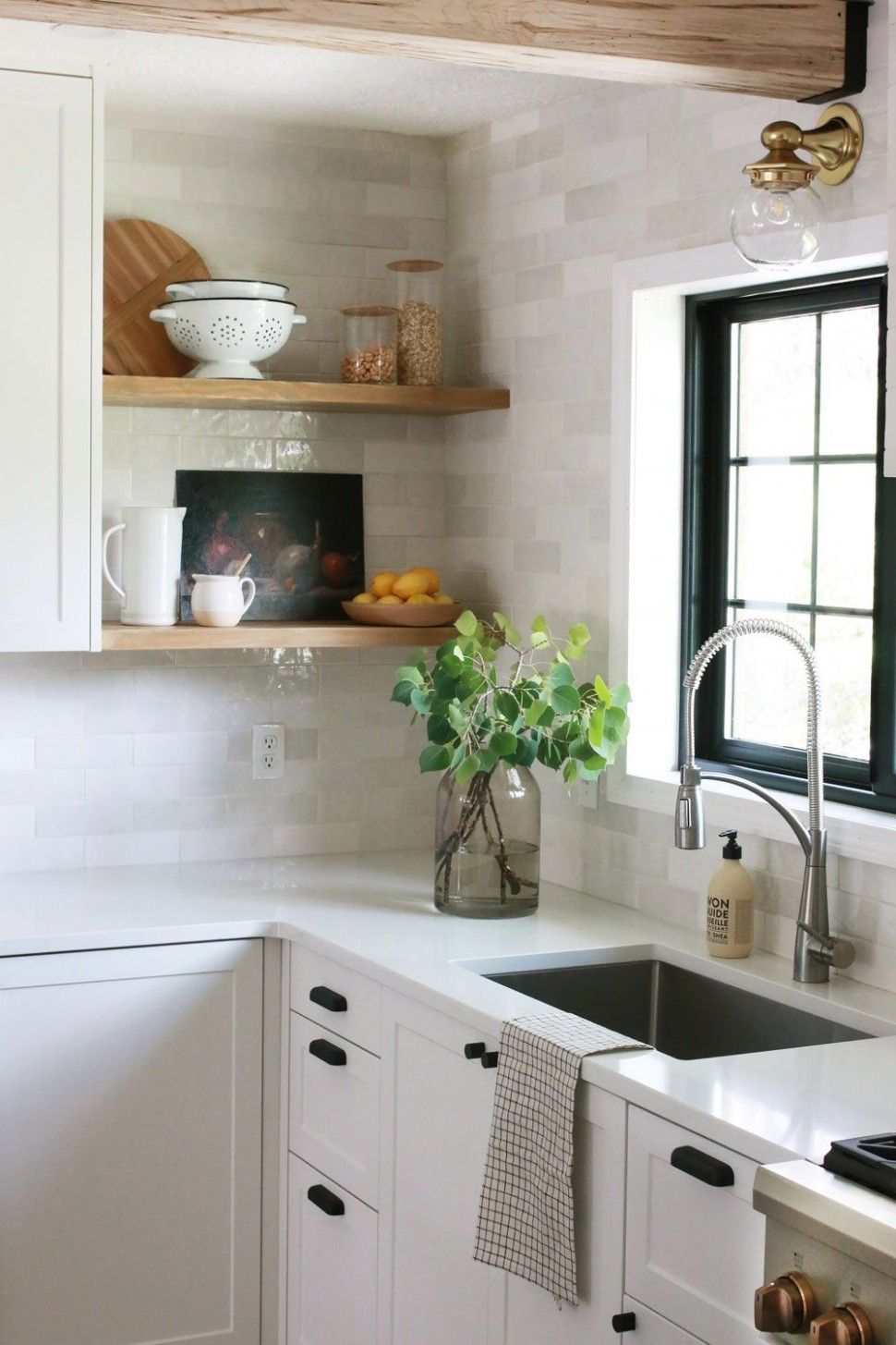 How to Buy Ready-made Kitchen Cabinets and Make Them Look Custom - Beautiful Kitchen Cabinets For Sale