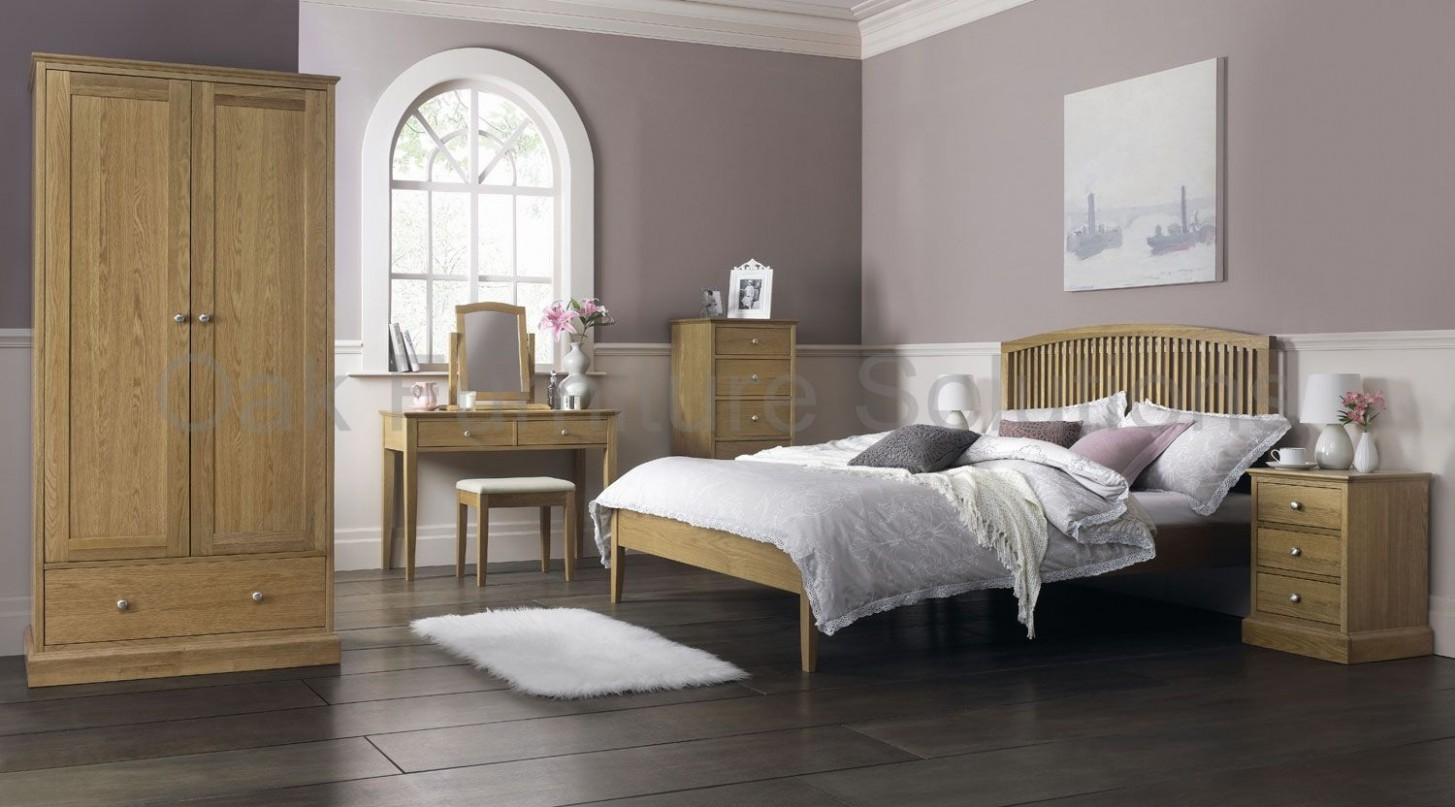 How to choose the best colour scheme  Oak bedroom furniture, Best  - Bedroom Ideas With Oak Furniture