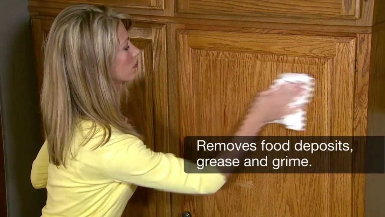 How To Clean Wood Cabinets - Magic® - How To Clean And Varnish Kitchen Cabinets