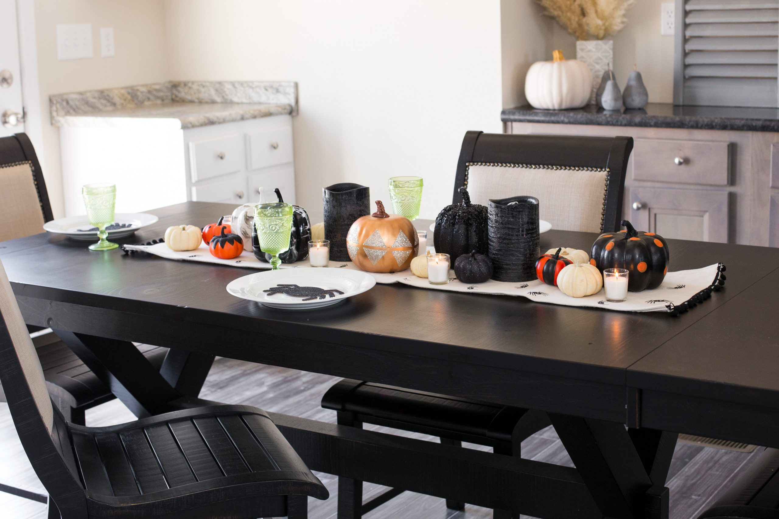 How to Decorate Your Dining Room Table for Fall on a Budget - Decorating Your Dining Room Ideas