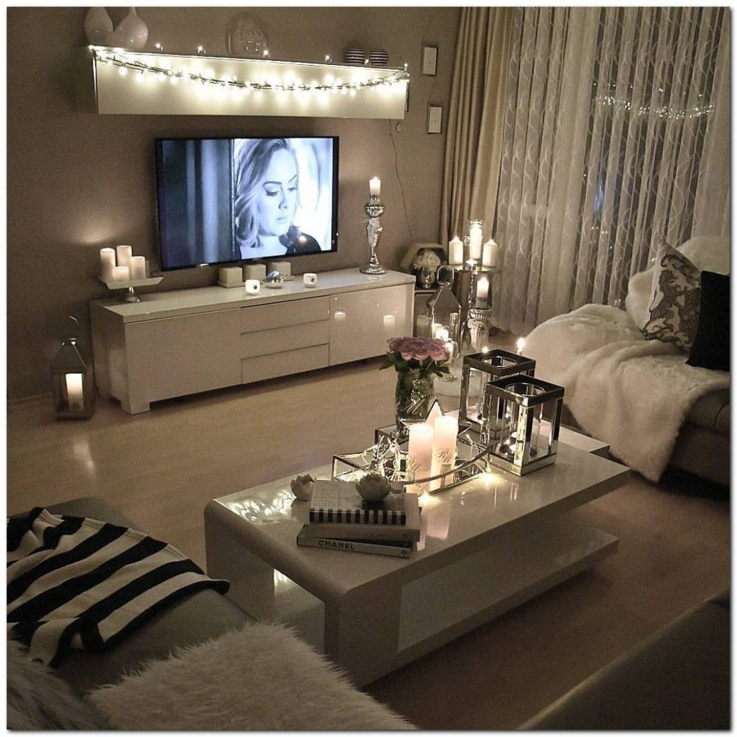 How to Decorating Small Apartment Ideas on Budget - The Urban  - Apartment Living Room Ideas On A Budget