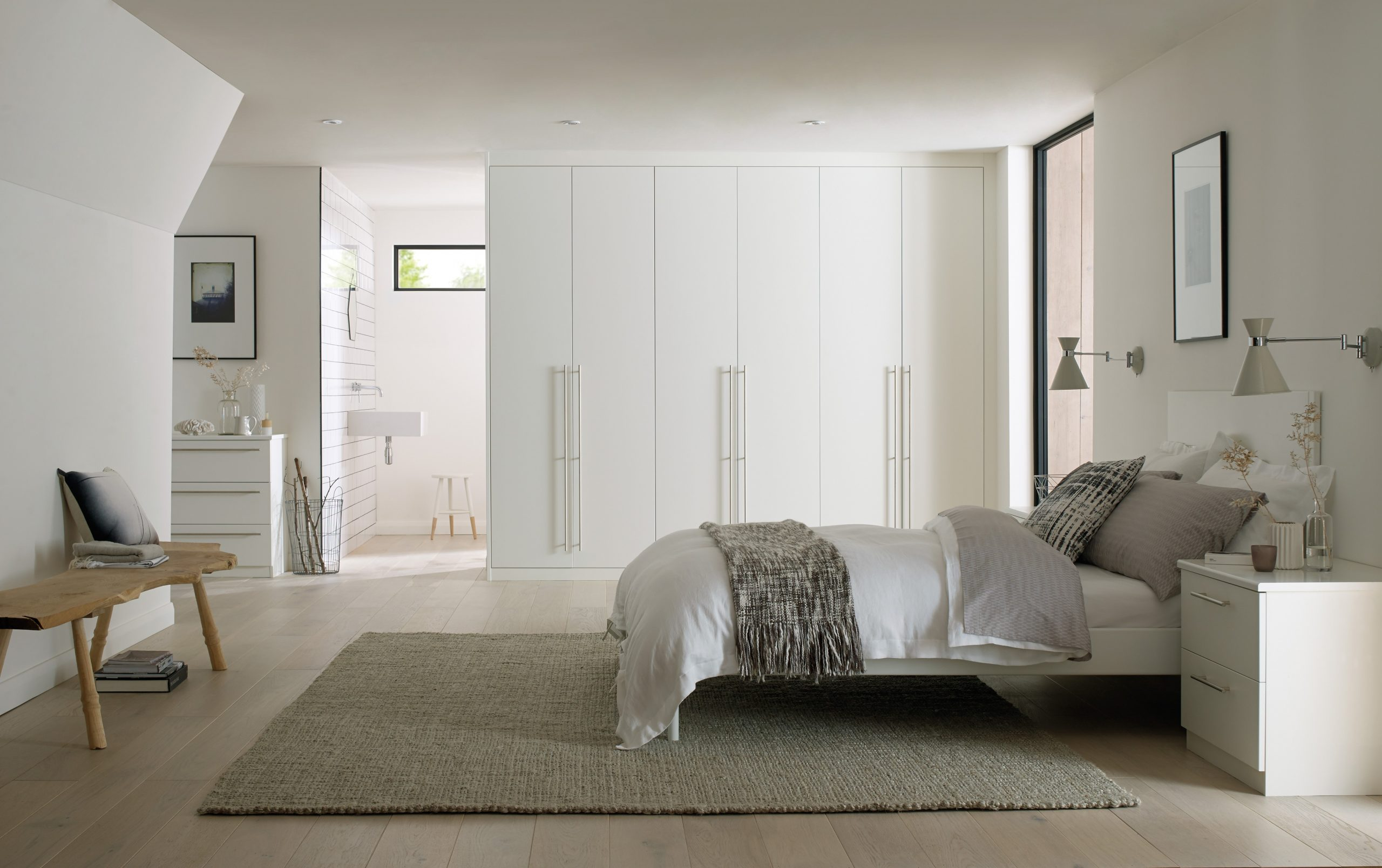 How to design a master bedroom  Real Homes - Bedroom Ideas Ensuite