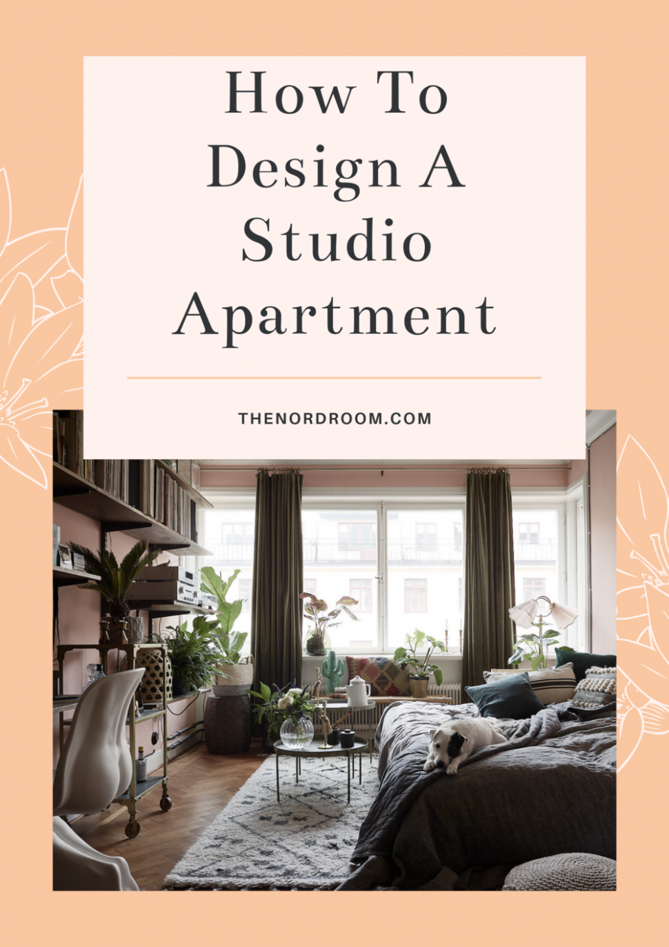How To Design A Studio Apartment And Create A Smart And Stylish  - Apartment Design Guidelines