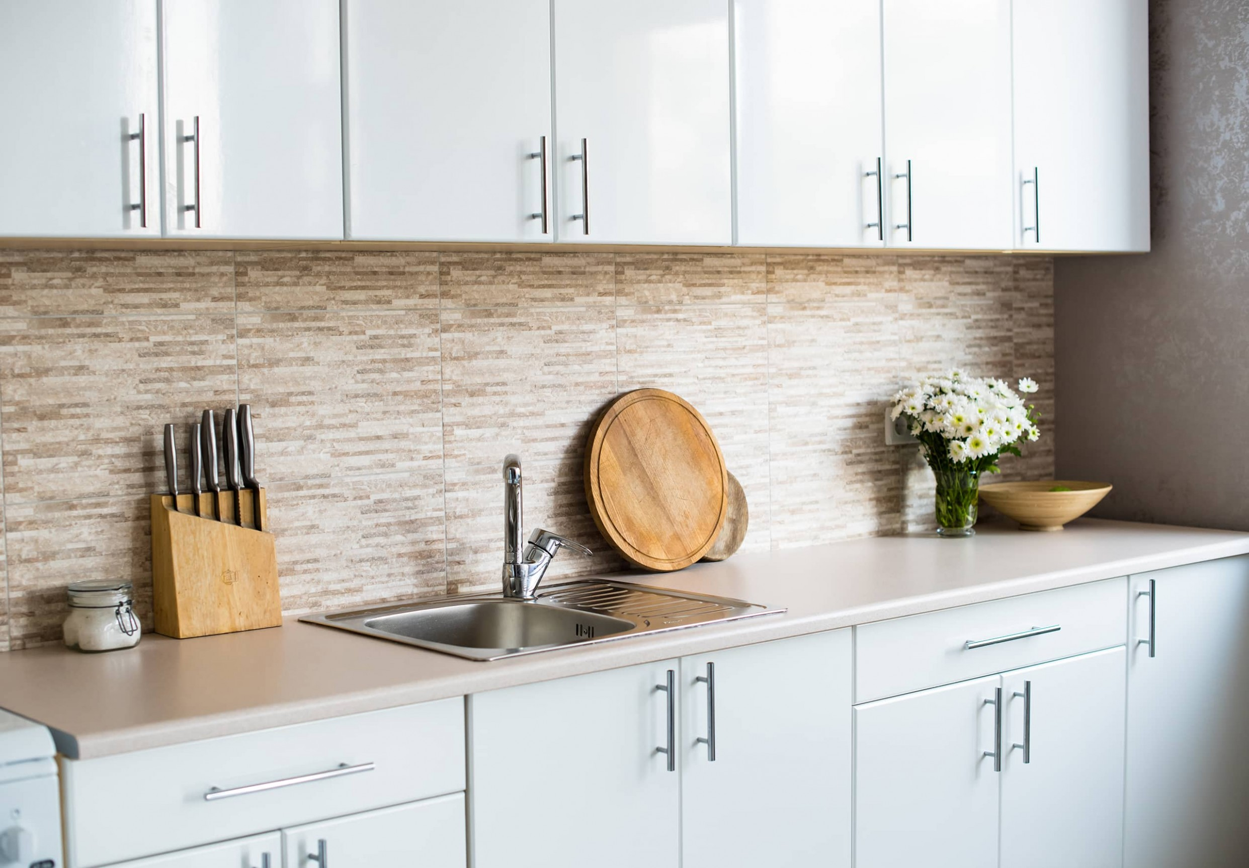 How to Install Cabinet Door Handles : True Position Tools - How Do You Install Kitchen Cabinet Pulls