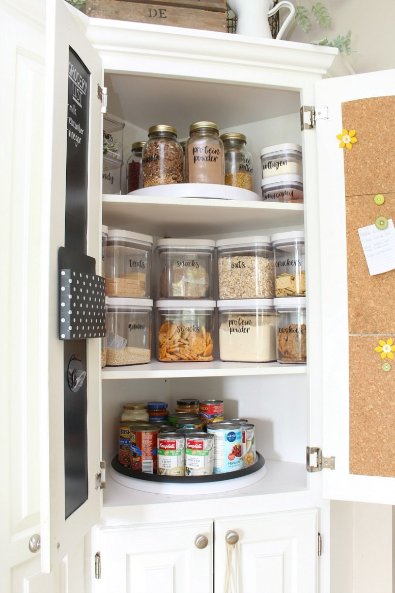 How to Organize Kitchen Cabinets - Clean and Scentsible - Help Me Organize My Kitchen Cabinets
