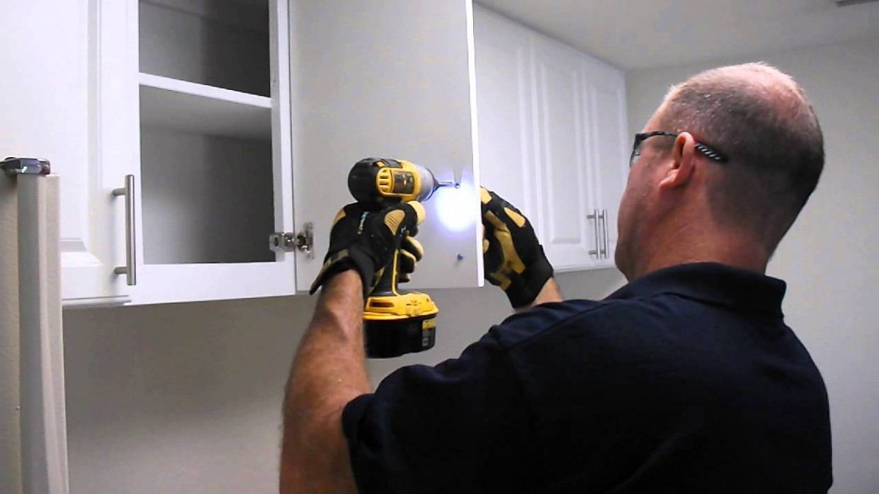 How to Properly Install Cabinet Bar Pulls - How Do You Install Kitchen Cabinet Pulls