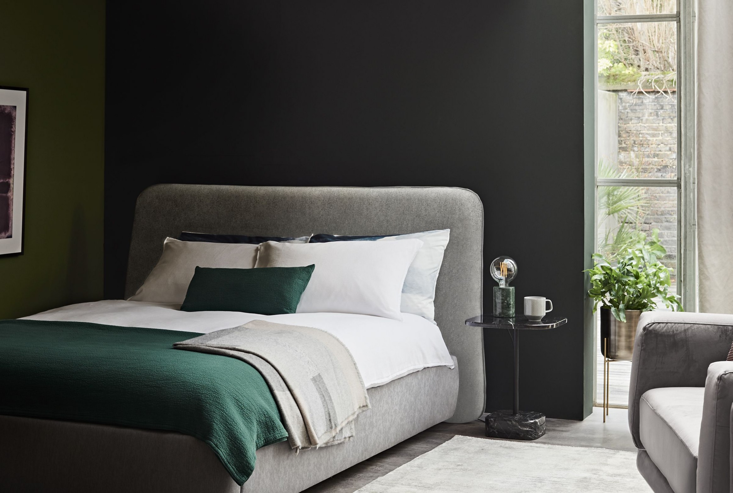 How to style the John Lewis interior design trends for A/W 12 - Bedroom Ideas John Lewis