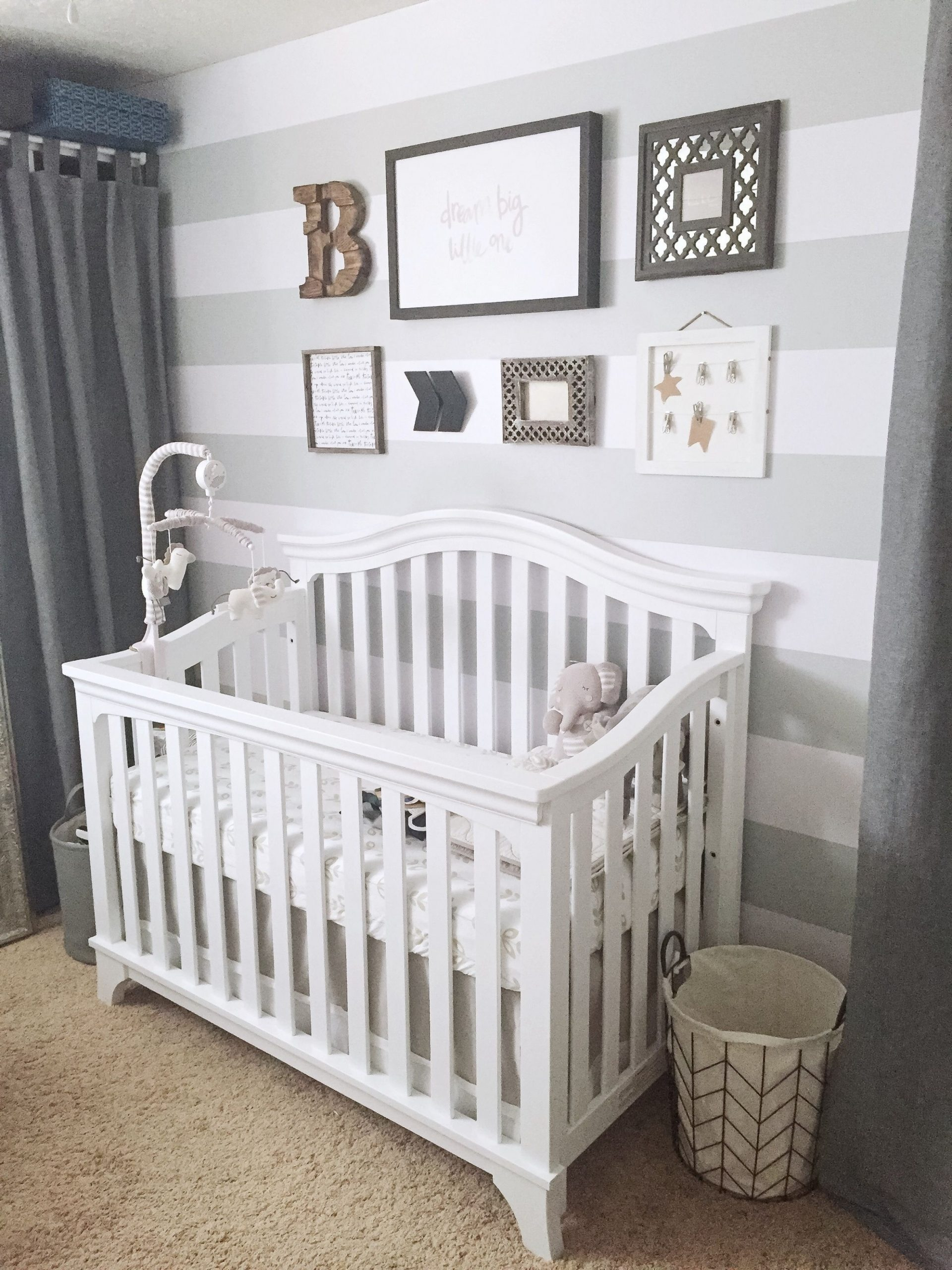 How to Transform a Small Room Into the Perfect Baby Nursery  - Baby Room For Boy