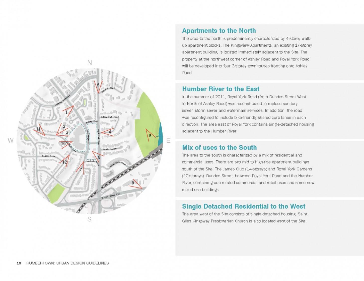 Humbertown Master Plan: Urban Design Guidelines by Urban  - Apartment Design Guidelines