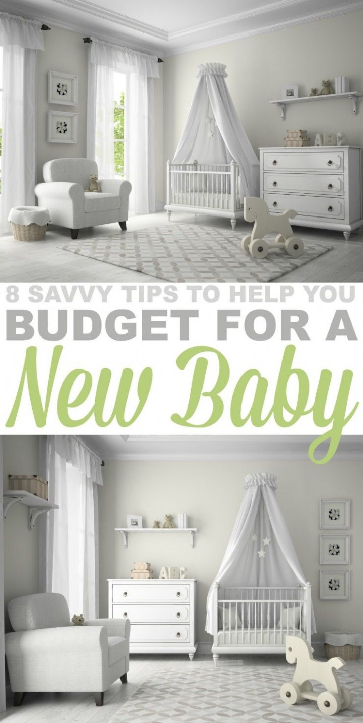 I loved these 10 Savvy Tips to Help you Budget for a New Baby  - Baby Room On A Budget