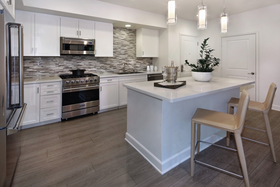 Ideas for Decorating Your Apartment Kitchen  Irvine Company - Apartment Kitchen Decor Ideas