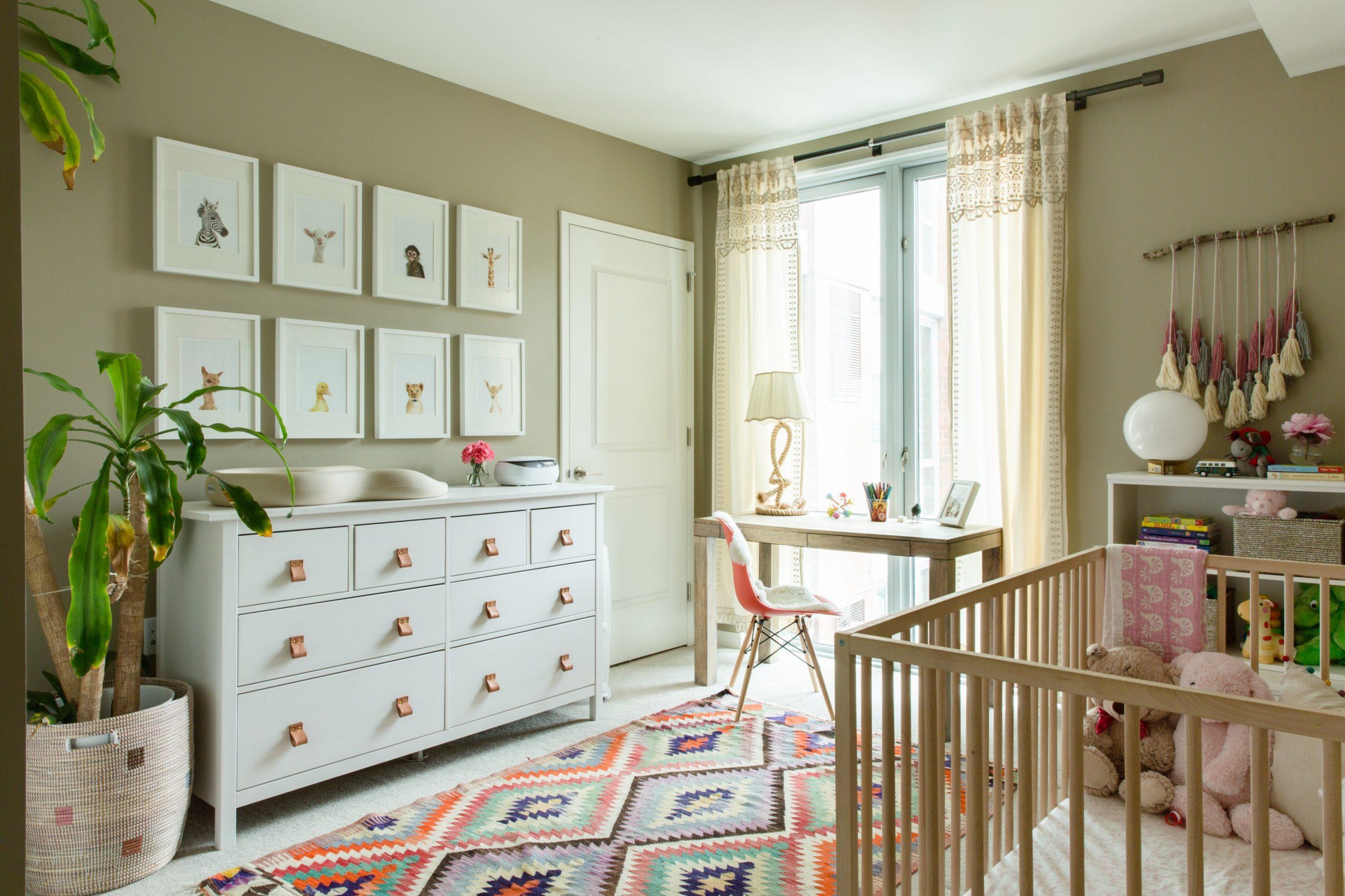 IKEA Hacks - Nursery Changing Tables, Gliders, Storage  Apartment  - Baby Room Ikea