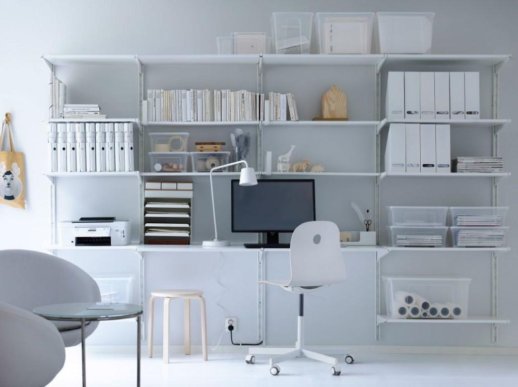 IKEA US - Furniture and Home Furnishings  Ikea home, Office wall  - Home Office Storage Ideas Uk