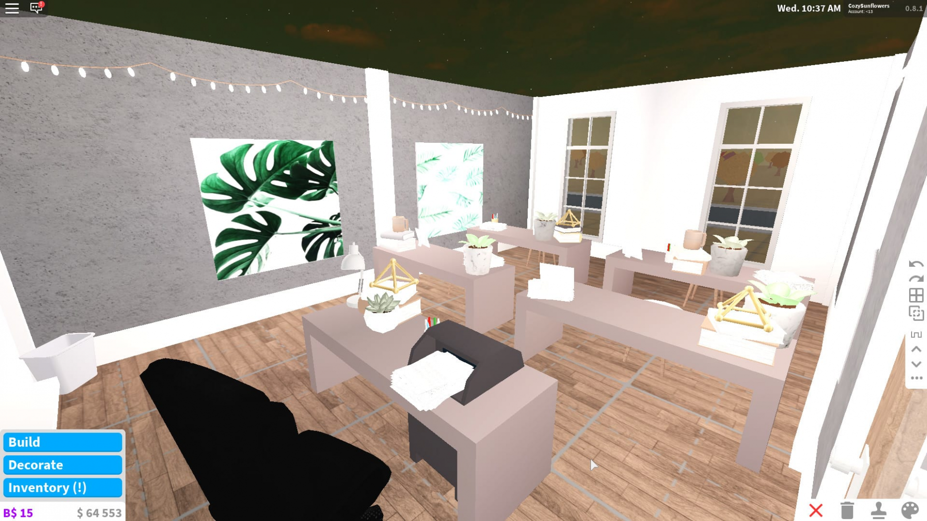 Ill build you a very aesthetic house on bloxburg by wwxlf by  - Dining Room Ideas Bloxburg