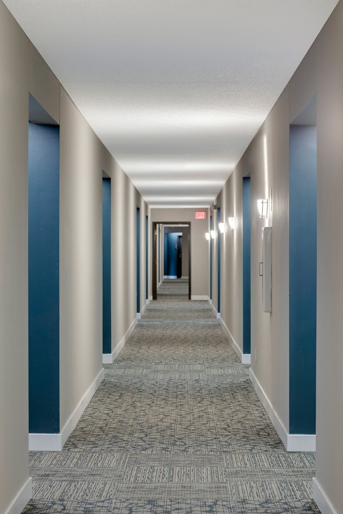 Image result for nyc apartment building hallway  Apartment  - Apartment Hallway Design