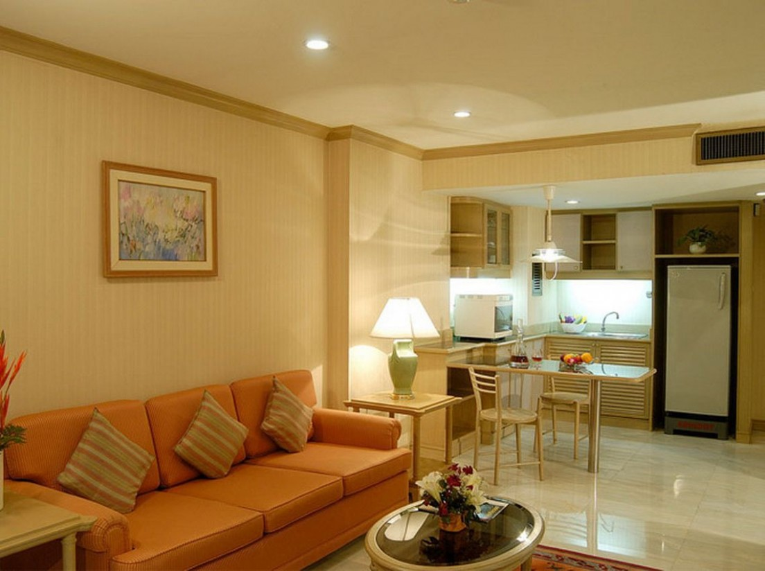 indian apartment living room ideas  Small apartment living room  - Apartment Decorating Ideas India