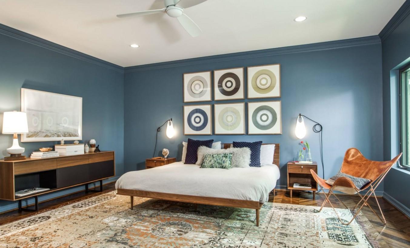 Inspiring Mid-Century Modern Bedrooms With Exquisite Decors - Bedroom Ideas Vintage Modern