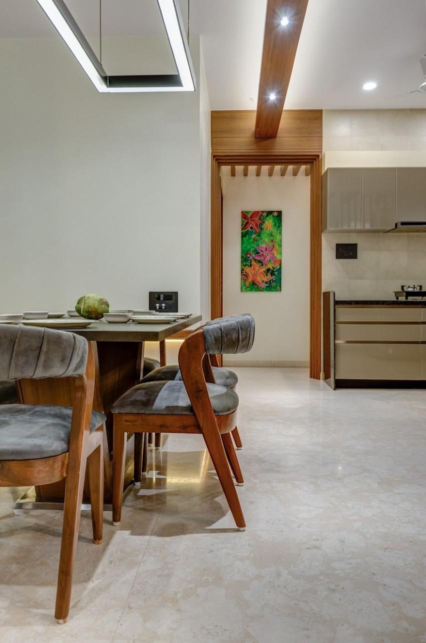 Interior 12  homify in 120120  Dining interior, Modern dining room  - Dining Room Ideas Homify