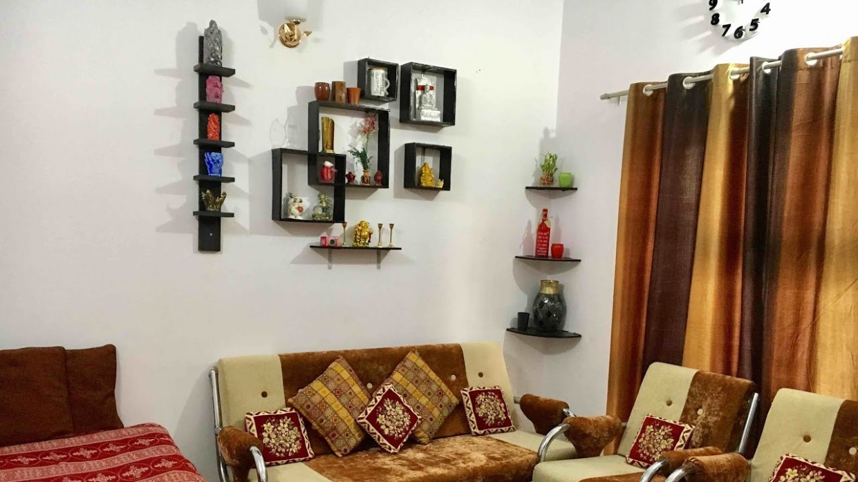 Interior Design Ideas For Small House/Apartment in Indian style  By  Preeti Quirky Ideas - Apartment Decorating Ideas India